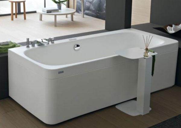 Vasca Da Bagno Ceramica : L edile ceramica vasca da bagno con linfodrenaggio